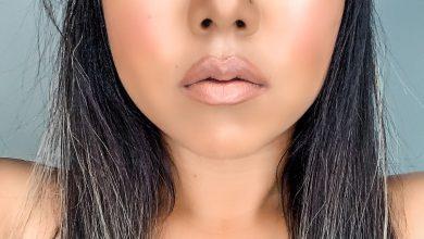 glam makeup #1